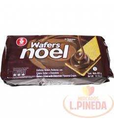 Galletas Wafers Noel Chocolate X 18 Unds