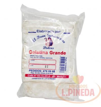 Gelatina Blanca X 216 G X 2 Unds Grande