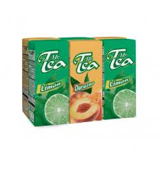 Te Mr.Tea 6 X 200 Ml Surtido