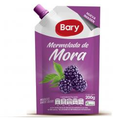Mermelada Bary X 200 GR Mora