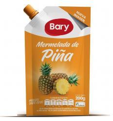 Mermelada Bary X 200 GR Piña