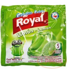 Gelatina Royal X 40 G Limon
