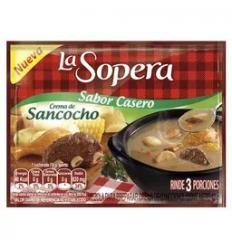 Crema La Sopera X 42.5G Sancocho