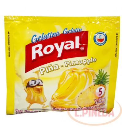 Gelatina Royal X 40 G Pina