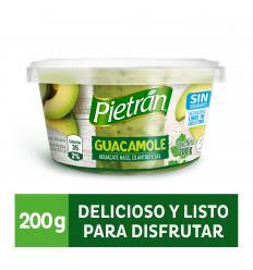 GUACAMOLE PIETRAN *200gr