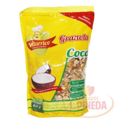 Granola Vitarrico 400 G Coco