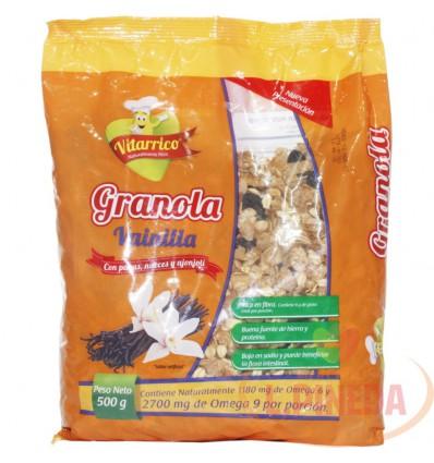 Granola Vitarrico X 500 G Vainilla