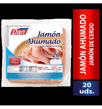 Jamon Dan X 400 Ahumado
