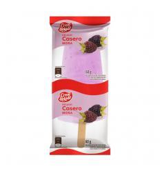 Helado Cream60G Casero Mora