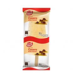 Helado Cream * 60G Casero Ron Pasas