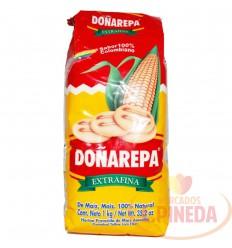 Harina Maiz Doñarepa 1000 G Amarilla