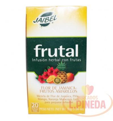 Aromaticas Jaibel Flor De Jamaica X 20 G