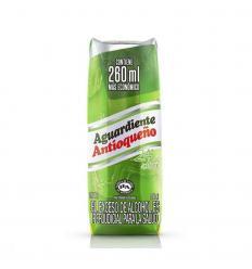 Aguard Antioqueno*260Ml 24% S/Azucar