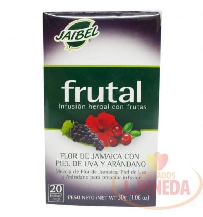 Aromaticas Jaibel Frutal X 20 G