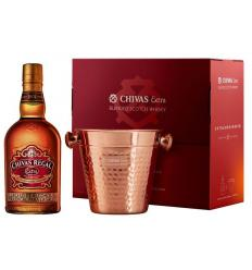 Whisky Chivas Extra X 700 Ml + Hielera