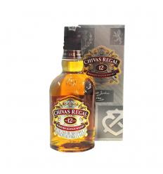 Whisky Chivas Regal X 700 Ml 12 Años