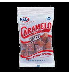Caramelo Mastic.Coco 104G X 20 Und Italo