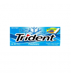 Chicles Trident X 18 Und Herbal Value Pack