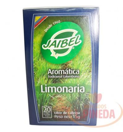 Aromaticas Jaibel Limonaria X 15 G