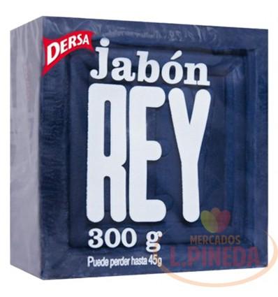 Jabon Barra Rey X 300 G