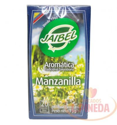 Aromaticas Jaibel Manzanilla X 15 G