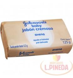Jabon Johnson's Baby X 125 G Avena