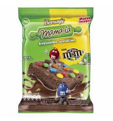 Brownie Mama-Ia X 55 G M&Ms