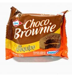 Choco Brownie Con Arequipe 65 G