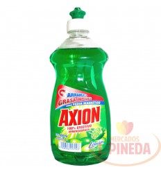 Lavaplatos Axion Liq.400 ML Limon