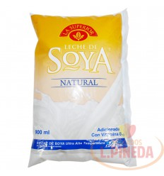 Leche De Soya Soy X 900 ML Natural