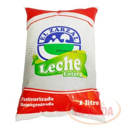 Leche El Zarzal X 1000 ML Liquida