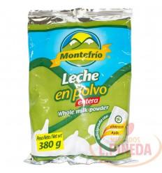 Leche Montefrio X 380 G En Polvo