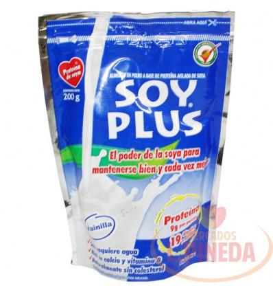 Leche Soya Soyplus 200 G Vainilla