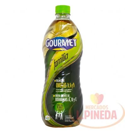 Aceite Gourmet X 2000 CC Familia