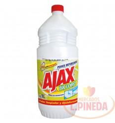 Limpiador Ajax Bicloro X 1 L