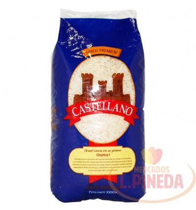 Arroz Castellano X 1000 G