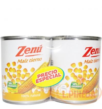 Maiz Tierno Enlatado X 2 220 G Precio Especial