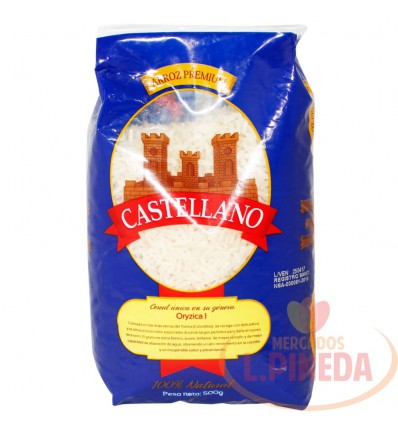Arroz Castellano X 500 G