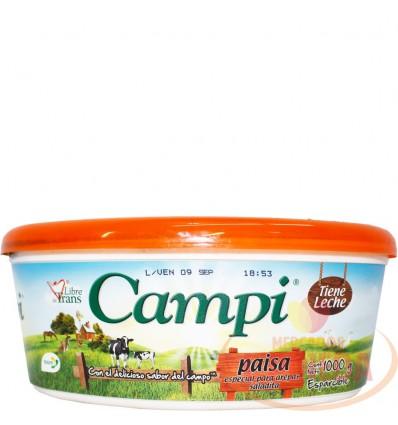 Margarina Campi X 1000 G Paisa