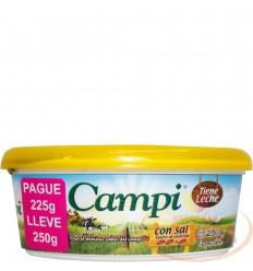 Margarina Campi X 250 G Con Sal