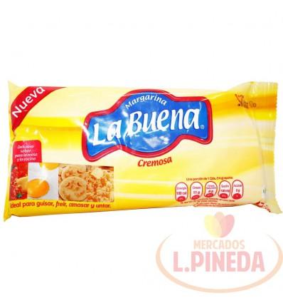 Margarina La Buena 125 G Cremosa