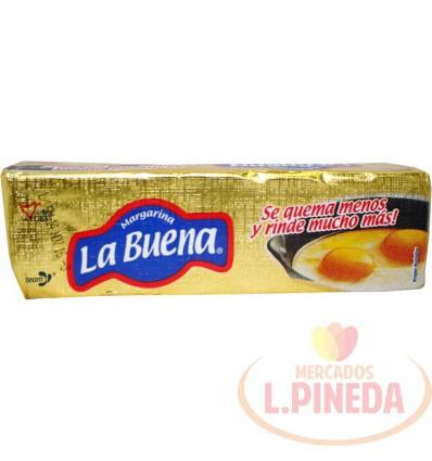 Margarina La Buena X 125 G Caja X 1 Unidad