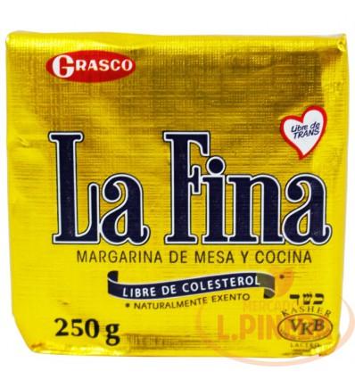 Margarina La Fina X 250 G