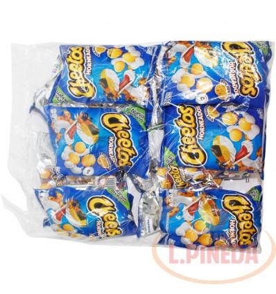 Mecato Cheetos Horneados X 21 G Boliqueso X 12