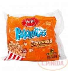 Mecato Palomitas X 20 G Yupi Paq X 12 Un