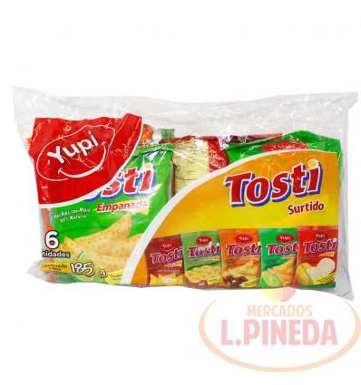 Mecato Tosti Empanada X 28 G Paq X 6 Unds