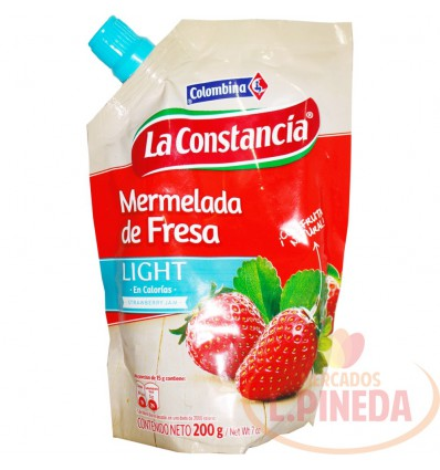 Mermelada Constan.200 G Fresa Light