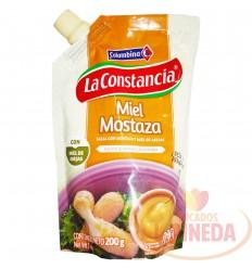 Miel Mostaza X 200 G La Constancia