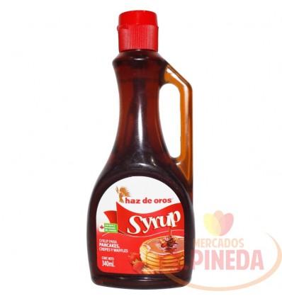 Miel Para Pancakes X 340 ML Syrup Haz De Oros