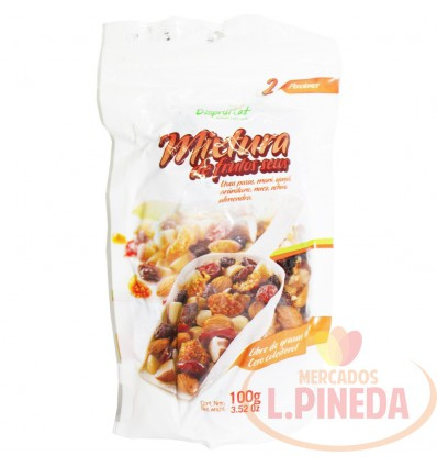 Mixtura Frut/Secos X 100 G Dispronat